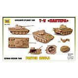 Сборная модель «Немецкий средний танк T-V Пантера», фото 6