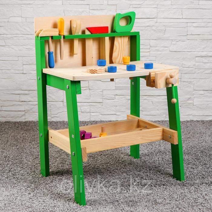 Игровой набор «Столярная мастерская» 64х45,5х37 см