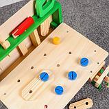 Игровой набор «Столярная мастерская» 64х45,5х37 см, фото 3