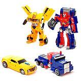 Набор роботов «Автоботы», 2 штуки, трансформируются, МИКС, фото 2