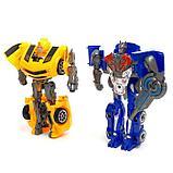 Набор роботов «Автоботы», 2 штуки, трансформируются, МИКС, фото 3