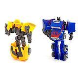 Набор роботов «Автоботы», 2 штуки, трансформируются, МИКС, фото 4