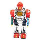 Робот «Боец», световые и звуковые эффекты, работает от батареек, фото 2