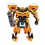 Робот «Автобот», трансформируется, МИКС, фото 4