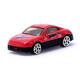 Машина металлическая в яйце «СпортКар», масштаб 1:64, МИКС, фото 9