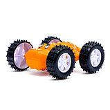 Машина инерционная «Перевёртыш», цвета МИКС, фото 4