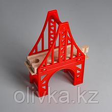 Деталь для ж/д «Часть моста» 10.3×16×4.5 см