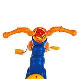 Велосипед-толокар «Мини» трёхколесный, фото 3