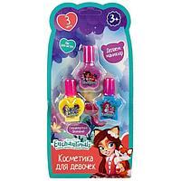 Косметика для девочек «Энчантималс», лаки для ногтей