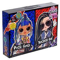 Игровой набор «Lol. OMG - Музыкальный дуэт» 2 куклы
