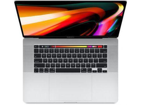Macbook Pro 16' 2019 512GB touch MVVL2 Silver