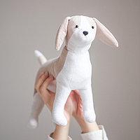 Мягкая игрушка «Плюшевая собачка Чаффи», набор для шитья, 18,5 × 22,8 × 2,5 см
