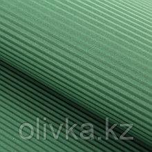 """Бумага гофрированная """"Однотонная"""", темно-зеленая, 50 х 70 см"""
