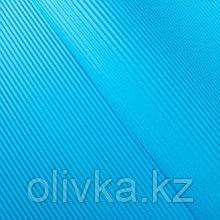 Бумага гофрированная, цвет синий, 50 х 70 см
