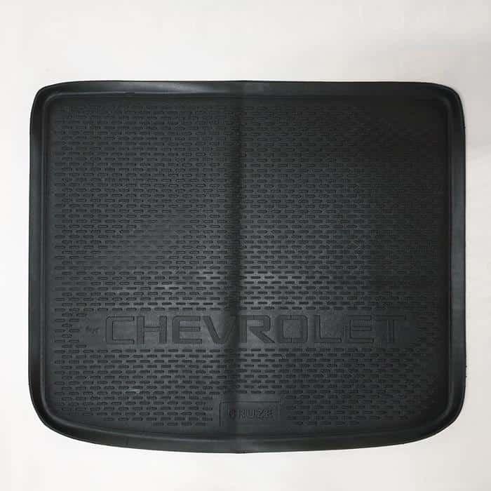 Коврик в багажник Chevrolet Cruze (2011-2021) хэтчбек