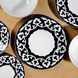 Набор столовый 12 предметов, фото 3
