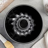 Форма для выпечки «Жаклин. Немецкий кекс», 22×10 см, антипригарное покрытие, фото 2