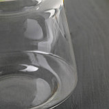 Банка для сыпучих продуктов «Эко.Трапеция», 1100 мл, 13×13 см, фото 4