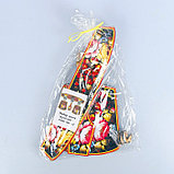 Набор досок «Хозяюшка», хохлома, сувенирный, 4 предмета, размер доски 17 х 28 см, фото 5