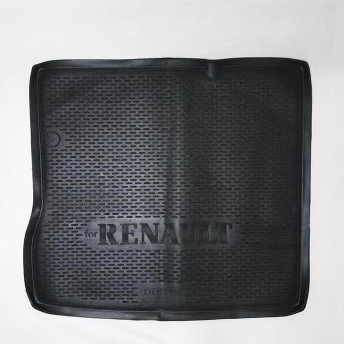 Коврик в багажник Renault Duster (2010-2021)
