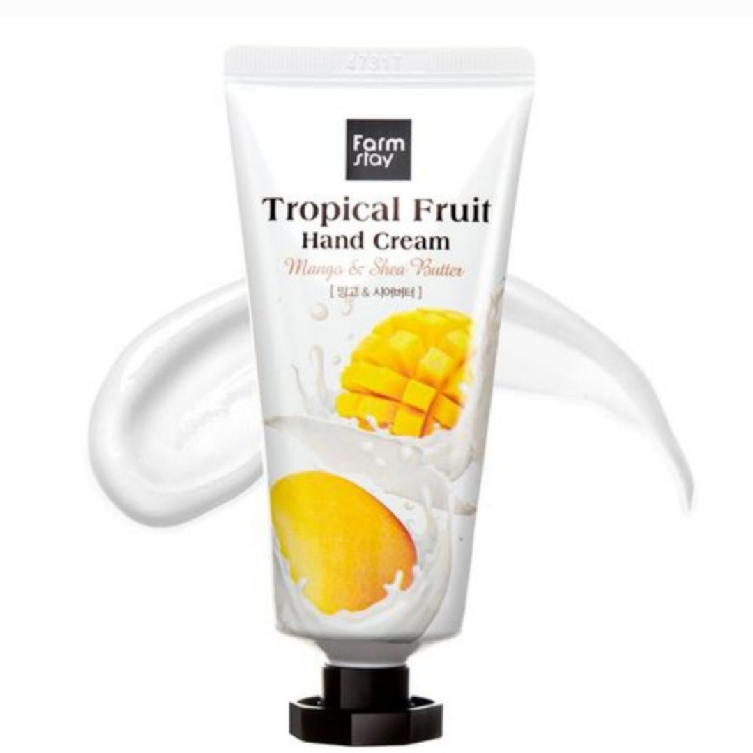 Крем для рук Farm Stay Tropical Fruit Hand Mango 50ml.