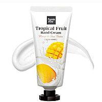 Крем для рук Farm Stay Tropical Fruit Hand Mango 50ml.