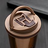 """Термостакан """"Твой кофе"""", 500 мл, сохраняет тепло 4 ч, фото 2"""