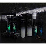 """Термос """"Полярная ночь"""", 400 мл, сохраняет тепло 8 ч, флуоресцентный+ ситечко, фото 4"""