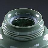 """Термос """"DayDays"""" 1.7 л, сохраняет тепло 14 ч, 2  кружки, 14х34 см, микс, фото 3"""