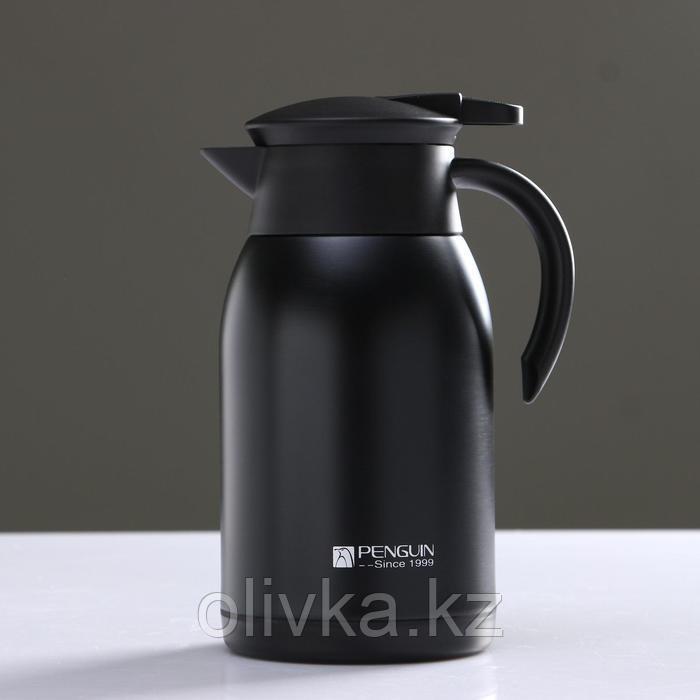 Термос-кофейник 1000 мл, сохраняет тепло 20 ч, 12х21 см
