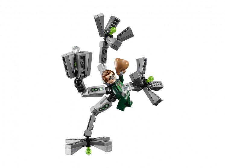 LEGO Super Heroes 76174 Монстр-трак Человека-Паука против Мистерио , конструктор ЛЕГО - фото 7