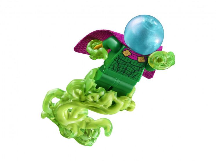 LEGO Super Heroes 76174 Монстр-трак Человека-Паука против Мистерио , конструктор ЛЕГО - фото 8