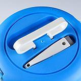 Терсмос для еды DayDays 3 л, сохраняет тепло 4 ч, холод 6 ч, 3 отделения, 21х28 см, микс, фото 5