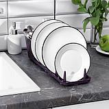 Сушилка для посуды, цвет МИКС, фото 2