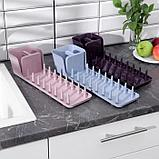 Сушилка для посуды, цвет МИКС, фото 5