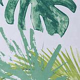 "Тюль Этель ""Тропики"" на люверсах 140х250 см,100% п/э, фото 2"