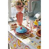 Скатерть Доляна «Пасха», 180 × 144 см, 100 % хлопок, рогожка, 164 г/м², фото 2