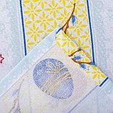 Скатерть Доляна «Пасха», 180 × 144 см, 100 % хлопок, рогожка, 164 г/м², фото 10