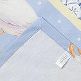"""Скатерть """"Этель"""" Пасхальные радости 110х147 см, 100% хл, саржа 190 гр/м2, фото 5"""