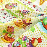 Скатерть Доляна «Светлая Пасха», 220 × 144 см, 100 % хлопок, рогожка, 164 г/м², фото 9
