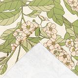 """Скатерть """"Этель"""" Spring garden 149х180см, 100% хл, саржа 190 г/м2, фото 8"""