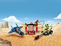 LEGO NINJAGO 71703 Бой на штормовом истребителе, конструктор ЛЕГО