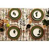 """Скатерть """"Этель"""" Kitchenware  149х250см, 100% хл, саржа 190 г/м2, фото 5"""