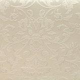 Скатерть Журавинка 180х150 см, ВМГО, жемчуг, хлопок 80%, пэ 20%, 190 гр, фото 2