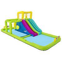 Аквапарк Splash Course Мега, 710 x 310 x 265 см, 53387 Bestway