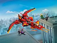 LEGO NINJAGO 71704 Истребитель Кая, конструктор ЛЕГО