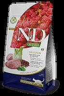 N&D ягненок, киноа, фенхель, мята, поддержка пищеварения, уп.5кг.