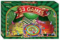 """Набор настольных игр """"33 лучшие игры мира"""""""