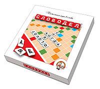 Настольная игра «Словодел» картонный, фото 1