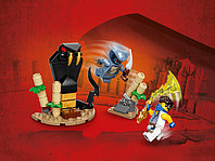 LEGO NINJAGO 71732 Легендарные битвы: Джей против воина-Серпентина, конструктор ЛЕГО